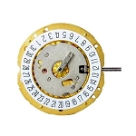 Harley Ronda 785 Date at 6 Swiss Made Watch Movement