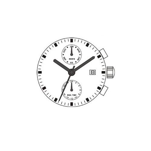 isa 9232  1930 watch movement