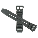 20mm AQW101 Black Casio Watch Band