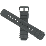 16mm Casio AW41 PVC Watch Band