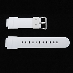16mm AW582B-7A  White Casio Watch Band