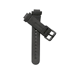14mm BG141 Black Casio Watch Band
