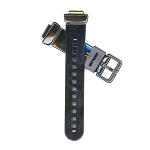 14mm BG169A-1 Black(Glossy) Casio Watch Band