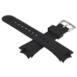 20mm EF305-1 Black Casio Watch Band