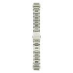16mm Casio EF115D Stainless Steel Metal Band