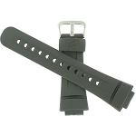 16mm G2900F-3 Green Casio Watch Band