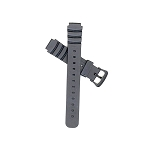 14mm LW22H Black Casio Watch Band