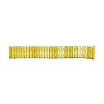 Expansion Metal Watch Band Gold Color (16mm-22mm)
