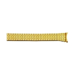 Expansion Metal Watch Band Gold Color (18mm)