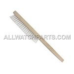 Soft Dusting Brush with Wooden Handle