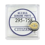 Original Citizen Capacitor Battery 295-758 for Eco-Drive