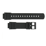 16mm Casio AW20 Black Resin Band
