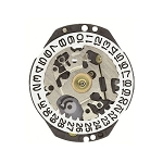 SEIKO 7N89 Watch Movement