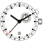 ISA 8176/2050 Watch Movement