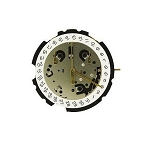 ETA G10.212 Date at 4 Horizontal Watch Movement