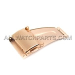 Rose Gold Folding Button Clasp (20mm-26mm)