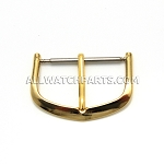 Gold Watch Strap Buckles (12 PCS/PK) 6mm-22mm