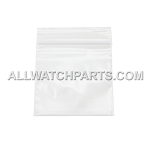 2 x 2  Plain Clear Resealable Plastic Bag