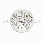 Assorted Rhinestones 70pcs