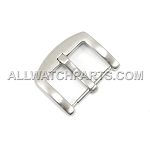 Brushed Thumbnail Style  Watch Strap Buckle 18mm-24mm