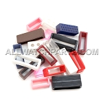 PVC Strap Keeper Assortment (20PCS) - Mixed Colors