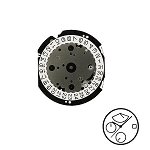 Hattori VD50 Watch Movement
