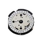 Hattori VD53 - Date at 6  Watch Movement