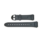 18mm W57 Casio Black Watch Band