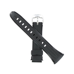 10mm WV57H Black Casio Watch Band