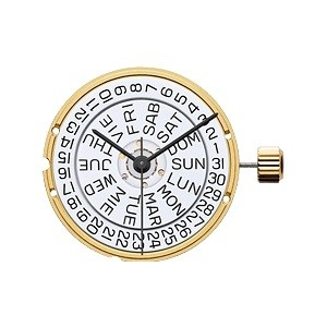 ETA 955.122 Watch Movement