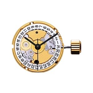 ETA 956.112 High Cannon Pinion Watch Movement