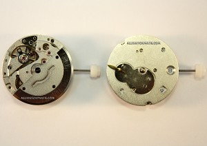 Chinese Automatic DG3809 Mechanical Movement