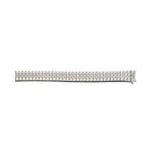 Expansion Metal Watch Band Silver Color (14mm)
