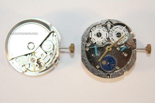 Chinese Automatic R16-1 Mechanical Movement
