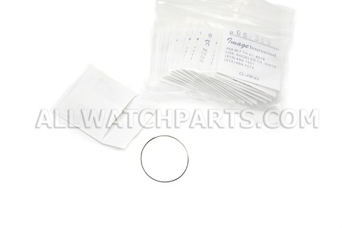 0.8mm O-Ring Gasket Assortment 63pcs (18mm-38mm / 1.0mm increment)