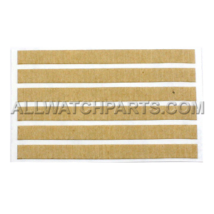 Adhesive Dial Strips