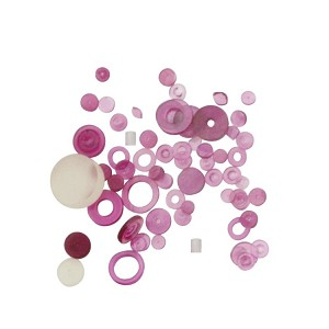 Watch Center Wheel Jewel Assortment - 100 Pcs